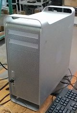 Apple Mac Pro aluminum tower, 6 GB RAM, 500 gB HDD, MacOS X.7 Lion & X.6 Snow in Fort Lewis, Washington