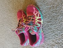 Size 8 great condition Asics in San Antonio, Texas