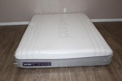 Queen Size Mattress- Purple 3 FREE DELIVERY in CyFair, Texas