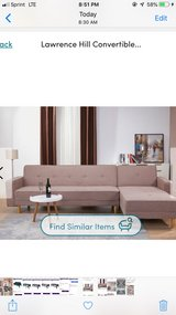 brand new sectional from wayfair in Yucca Valley, California