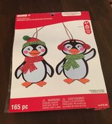 Penguin Ornament Kit in Joliet, Illinois