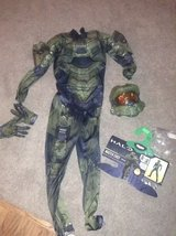 Kids Halo Costume Large in Joliet, Illinois