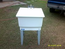New complete free standing sink in Bellaire, Texas