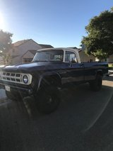 68' Dodge Camper Special Edition in Barstow, California