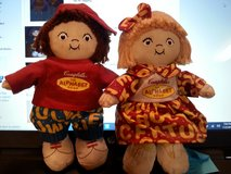 Campbell Soup Rag Dolls in Camp Lejeune, North Carolina