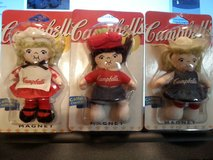Campbell Soup Magnet Dolls in Camp Lejeune, North Carolina