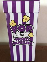 Pop for Word Families in Okinawa, Japan