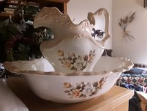 Vintage Pitcher & Bowl in Vacaville, California