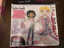 Reduced: Fashion Sketch Design Coloring Book in Naperville, Illinois