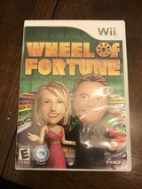 Wheel of Fortune Wii Game in Joliet, Illinois