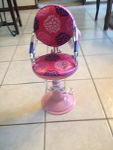 Our Generation Salon Chair for American Girl sized dolls in St. Charles, Illinois