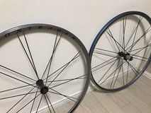 Bontrager Race Lite 700c Road Bike Wheelset Shimano 8, 9, 10 Speed in Okinawa, Japan