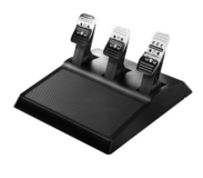 Thrustmaster T3PA 3-Pedal Wide Pedal  new condition in Okinawa, Japan