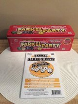 NEW - Party Farkel and Score Pad in Glendale Heights, Illinois