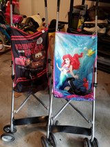 Two Disney strollers in Warner Robins, Georgia
