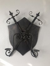 Shield Candle Holder in Vacaville, California
