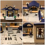 Playmobil Police Station in Lawton, Oklahoma