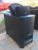 Bose sound system in Camp Pendleton, California