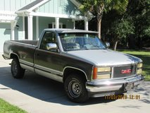 1991 GMC Truck (NEW GMC crate engine at 165K miles) in Beaufort, South Carolina