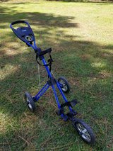 golf push/pull cart in Cherry Point, North Carolina