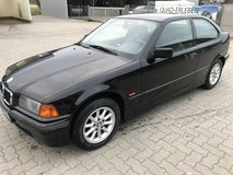 BMW 316 i compact AC new winter tires new inspection free delivery in Grafenwoehr, GE