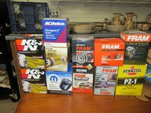 Oil Filters - New in Box - See List Below in Alamogordo, New Mexico