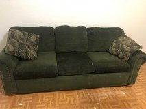 couch in Fort Leonard Wood, Missouri