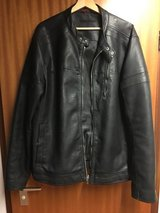 XL synthetic leather jacket in Stuttgart, GE