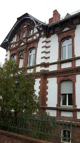 beutiful maisonette in historical villa in Wiesbaden, GE