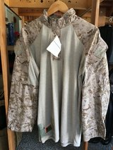 USMC Desert FROG Combat Shirts in Camp Pendleton, California