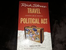 Travel As A Political Act in Spring, Texas