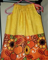 New 24 month Thanksgiving pillowcase dress in Savannah, Georgia