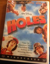 Holes DVD in Fort Riley, Kansas
