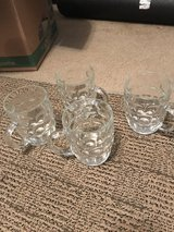 4 glass mugs in Tomball, Texas