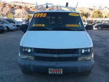 2005 CHEVY ASTRO CARGO VAN , 4.3L V6 AUTO 2WD ' ONLY 112K MILES ' ....... $4995 in Yucca Valley, California