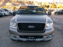 "2005 FORD F150 SPUER CAB XLT 5.4L TRITON V8 AUTO 2WD "" ONE OWNER 116K MILES""...$7595 in Yucca Valley, California"