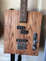 Jackson Custom Bass in Yucca Valley, California