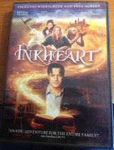 Inkheart DVD in Fort Riley, Kansas