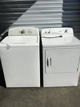 Washer and gas dryer in Fairfield, California