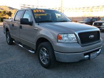 "2008 FORD F150 SUPERCREW CAB XLT , 5.4L V8 AUTO 2WD "" LOADED ""........$8995 in Yucca Valley, California"