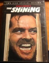 The Shining 2 disc special edition dvd in Fort Riley, Kansas