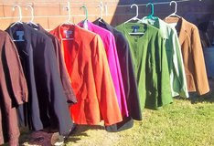 Women's blazers and light jackets size  14 & 16/18 Sag harbor, TanJay, Allison Daley in Alamogordo, New Mexico