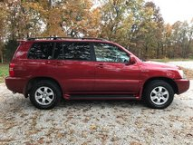 2002 Toyota Highlander LTD 4X4 SUV 3.0L V6 in Fort Leonard Wood, Missouri