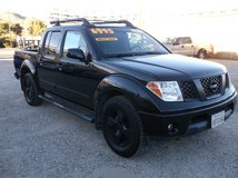 "2006 NISSAN FRONTIER CREWCAB LE ' 4.OL V6 AUTO 2WD "" LOADED "" ......... $6995 in Yucca Valley, California"