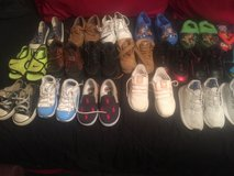 Toddler Boy Shoes-Sperry, Ralph Lauren Polo Slippers etc in Beaufort, South Carolina