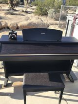 Yamaha Upright Piano and Bench in 29 Palms, California