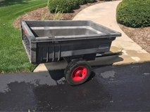 trailer for lawn tractor in St. Charles, Illinois