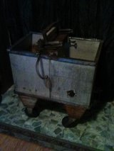 Antique wash and Rinse Tub with Roller in Lawton, Oklahoma