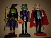 Monsters Nutcracker family in The Woodlands, Texas