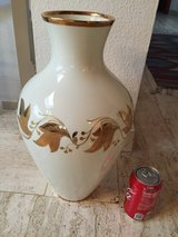 "Large Vase from Alka "" Olivia"" gold 1950 y's in Stuttgart, GE"
